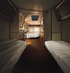 'Caravan Interior I'