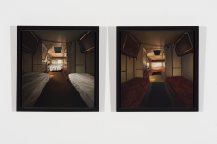 'Caravan Interior I' and 'Caravan Interior II'